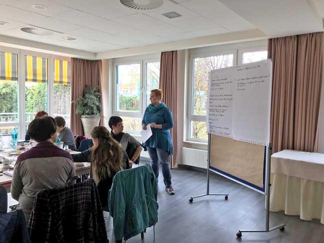 Sächsischer Hebammenverband - Landesdelegiertentagung 2018